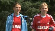 Play video: Young Regina soccer players inspired by Team Canada's gold medal victory