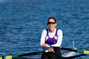 Bethany rower Jill Moffatt will compete at the Tokyo Olympics (02:37)