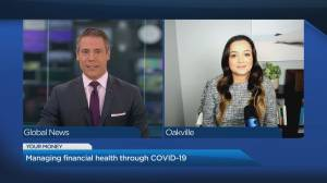 Managing financial health through the COVID-19 pandemic (04:54)