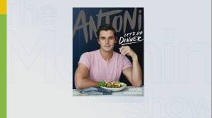 Antoni Porowski reveals his favourite dishes from 'Let's Do Dinner' cookbook (07:36)