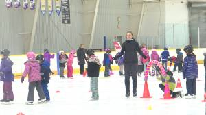The Kingston Skating Academy joins forces with the Limestone District School Board