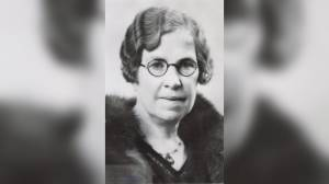 Unique project honours 100 years since first woman elected to Edmonton City Council (01:58)