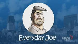 Everyday Joe: Uncertain times during the pandemic (01:50)