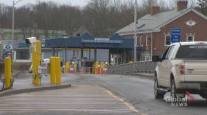 St. Stephen, N.B. prepares for change as Canada-US border restrictions come into effect
