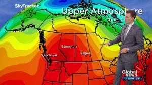 Edmonton afternoon weather forecast: Monday, June 28, 2021 (03:34)