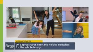 How your kids can avoid injuries caused by excessive technology use (05:54)