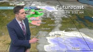 Saskatchewan weather outlook: May 8