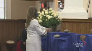Nova Scotia marks 1st anniversary of mass shooting with Truro ceremony (02:02)
