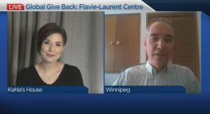 Global Give Back: Flavie-Laurent Centre