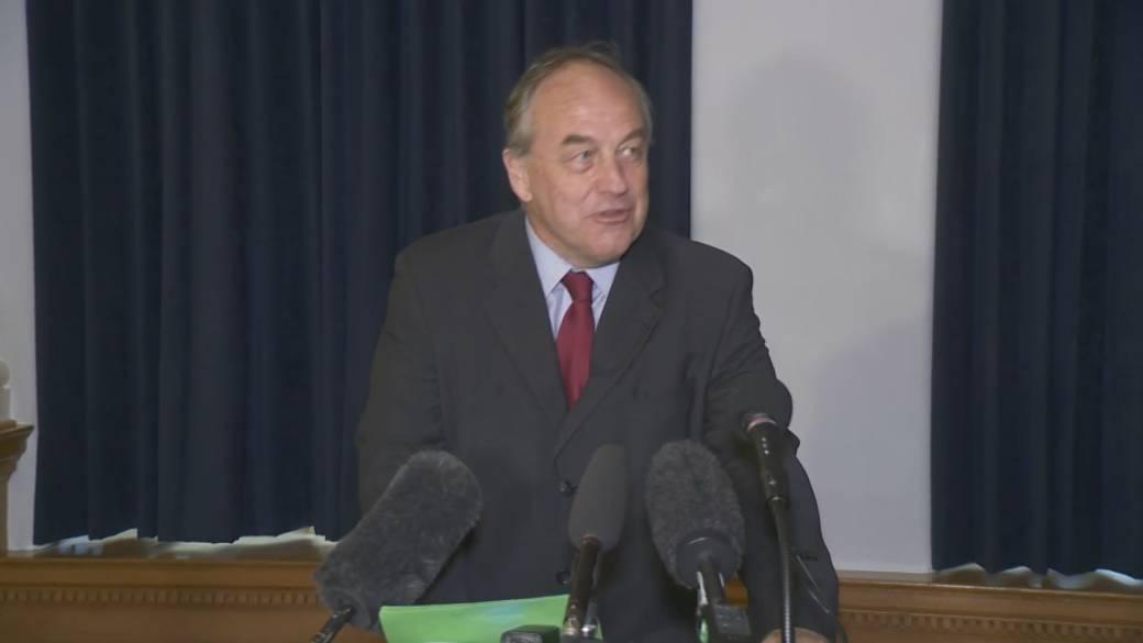 B.C. Green Leader Andrew Weaver will not seek re-election in 2021