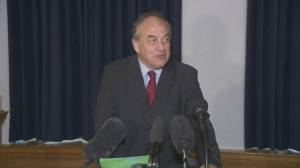 Andrew Weaver announces plans to step down as leader of the Green Party
