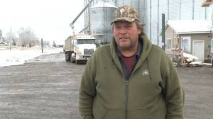 It's been a bad year for farmers in the Kingston region and across Ontario; poor yields because of weather (01:56)