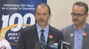 OSSTF announces one day strike Dec. 4