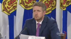 Nova Scotia to reopen borders to 'Atlantic neighbours' on June 23 (00:56)