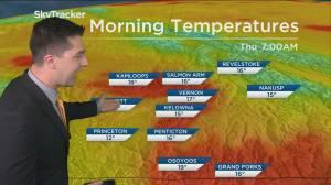 Kelowna Weather Forecast: June 23 (04:01)