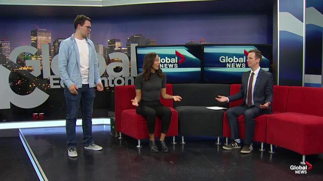 Edmonton's Kinetic Living showcases exercises to keep nimble