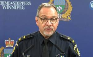 Winnipeg police talk about the city's first 2 homicides of 2020