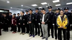 China and the U.S. team up to jail 9 fentanyl traffickers