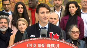 Trudeau says progressive opposition not enough to avoid 'Conservative cuts'