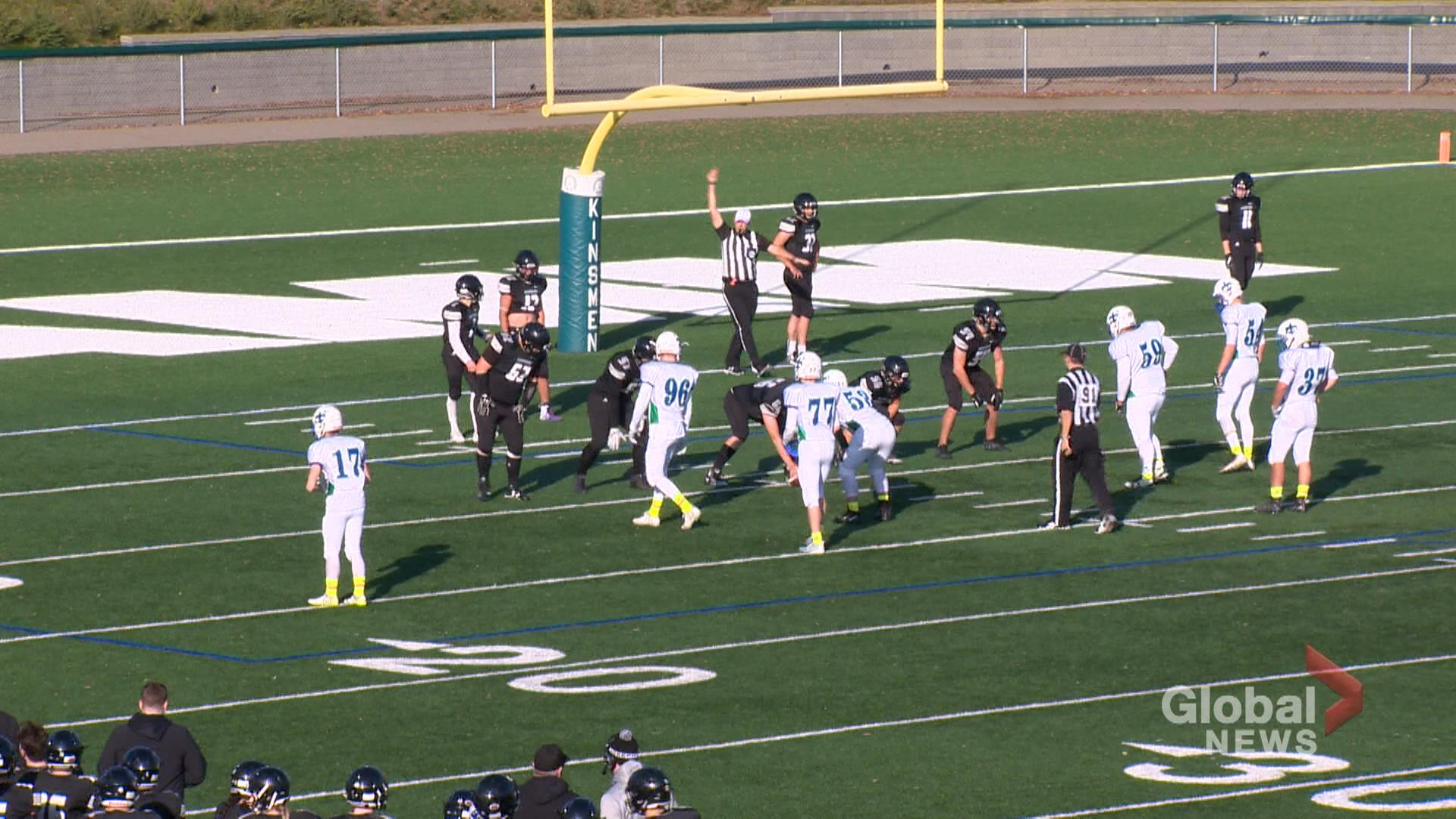 Football, volleyball in Saskatoon High School Huddle