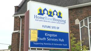 """Construction of a new """"Youth Hub"""" in Kingston faces an important hurdle. (02:07)"""
