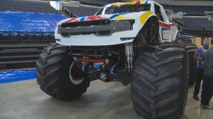 Drivers excited to bring the Hot Wheels Monster Trucks Live to Canada