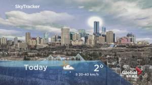 Edmonton early morning weather forecast: Wednesday, January 29, 2020