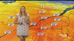 Global News Morning weather forecast: July 28, 2020