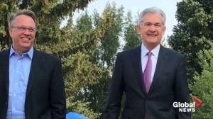 Jerome Powell reassures Fed will defend U.S. economy