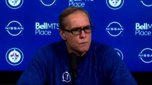 RAW: Winnipeg Jets Paul Maurice Interview – Feb. 3 (09:21)