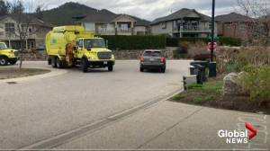 Parade of recycling, garbage trucks for Okanagan youth