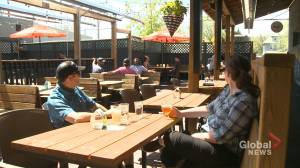 Regina restaurants, bars welcome back guests (01:19)