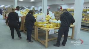 Sun Youth charity finds way to deliver Christmas cheer despite pandemic (02:05)