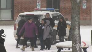 High school lockdown terrifies students and parents