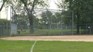 Jeanne-Mance Softball league has their day in court