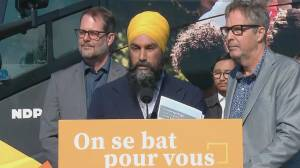 Federal Election 2019: Jagmeet Singh, new Quebec candidate say NDP have strong social justice and climate plan