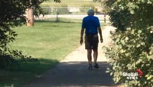 Sherwood Park man walks 3 million steps to travel every street in his community