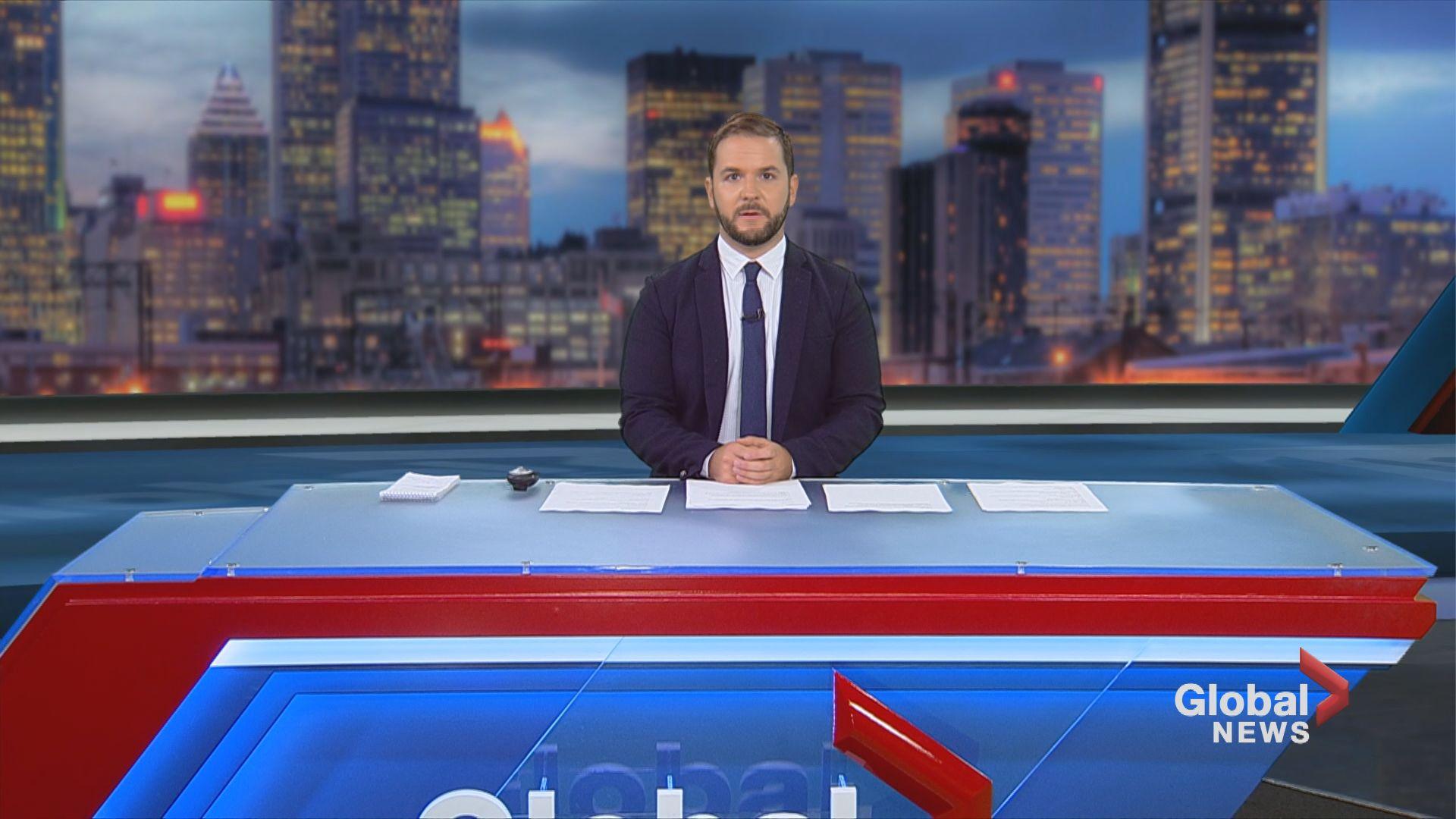 Global News Morning headlines: Monday September 23, 2019
