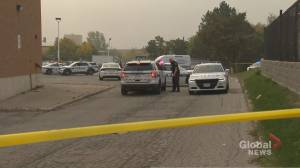 Man dead after shooting in Brampton (01:26)