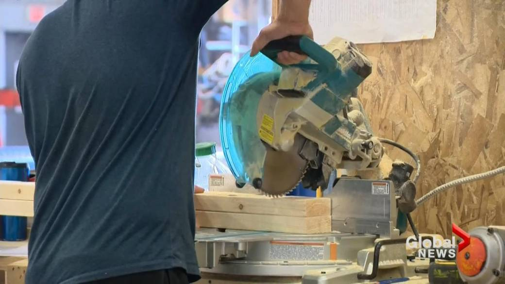 Click to play video 'Lumber prices adding thousands of dollars to new home building costs'