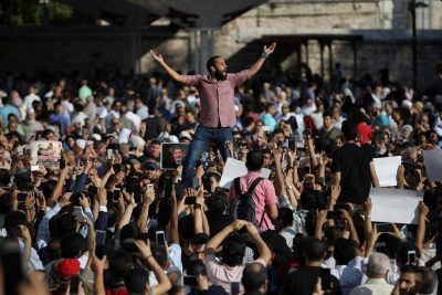 Alberta connection to Egypt pro-democracy protests