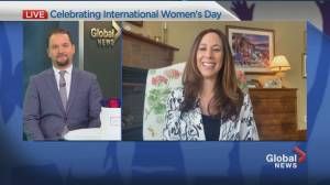 Celebrate International Women's Day with your kids (03:36)