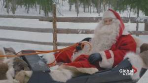Personalized message from Santa (01:19)