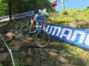 Play video: Uxbridge professional mountain bike racer bankrolls season using GoFundMe