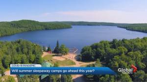 COVID-19: Uncertainty lingers about whether summer camps can reopen in Ontario (02:17)