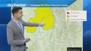 Kelowna Weather Forecast: June 8