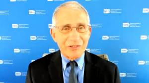 Coronavirus: Dr. Fauci provides overview of the current U.S. COVID-19 situation