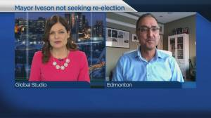 Former MP Amarjeet Sohi talks about Mayor Don Iveson's legacy (05:18)