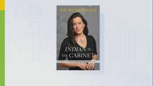 Jody Wilson-Raybould on her new book 'Indian in the Cabinet' (06:54)