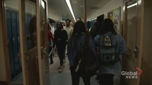 'It's packed:' Calgary Catholic high schools schools facing overcapacity concerns